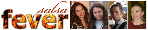 САЛСА ПАРТИ И УРОЦИ с Luis Vazquez & Melissa Fernandez!